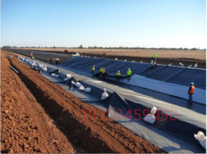 High Quality HDPE Geomembrane Professional Manufacturers pictures & photos