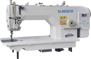 Sum9891d4 Direct Drive Computerized Lockstitch Sewing Machine Series (Built-in Automatical Presser Foot Lifter)