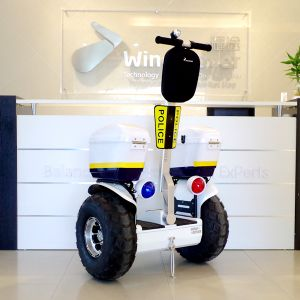Wind Rover V5+ off Road Cheap Police Cruiser Self Banalcing Car Electric Golf Cart Scooter pictures & photos