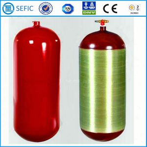 90L High Pressure Seamless Steel CNG Cylinder (ISO356-90-20) pictures & photos