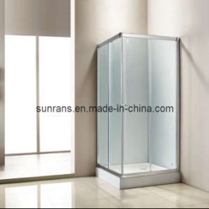 Hot Sale Safety Tempered Glass Shower Enclosure (SR965) pictures & photos