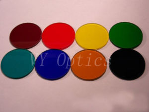 Optical Colored Glass Filters for Medical Therapy Equipment pictures & photos