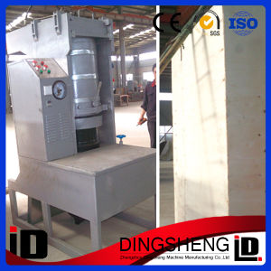 Automatic Hydraulic Cocoa Oil Press, Oil Mill Machine Qyz-410 pictures & photos