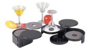 Salt & Sugar Glass Rimmer for Bar (JW-BSS) pictures & photos