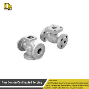 Die Casting Parts Car Impellers and Die Casting Pars pictures & photos