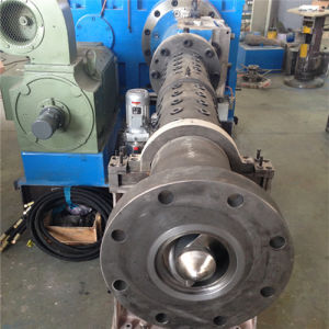 Pin-Barrel Cold Feed Rubber Extruder XJD-150