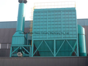 Impulse Bag Dust Filter, Dust Filting System in Industry Casting pictures & photos