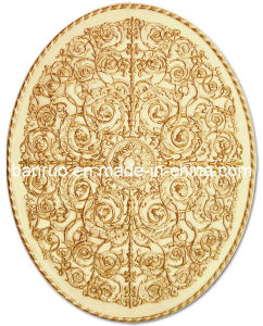New Pop Interior Ceiling Medallions with Polyurethane Material (PUDH03-F19) pictures & photos