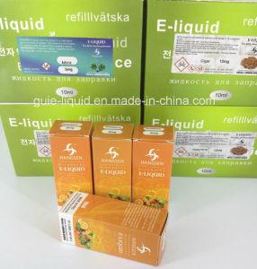 Guie-Liquid Manufacture of Food Grade E Liuid 10ml Hangsen E-Liquid Pg Vg E-Juice
