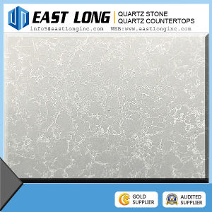 Deep Color Quartz Stone Slab Man Made Marble Color Quartz Stone for Kitchen pictures & photos