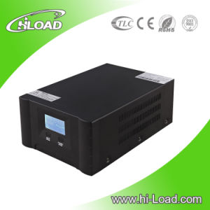 High Frequency Online UPS with 12V 7ah Battery Inside pictures & photos