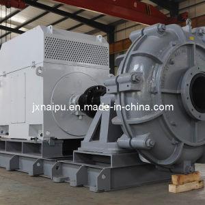 Wear Resisting Metal Impeller Rubber Liner Slurry Pumps