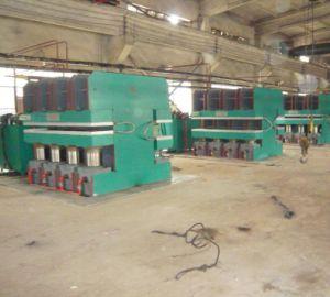 Rubber Vulcanizer Water-Stop Vulcanizing Press Machine pictures & photos
