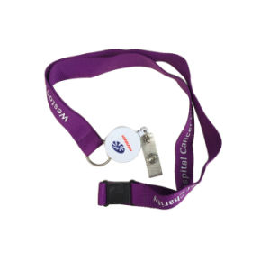 Wholesale Business ID Card Safe Lock Lanyard Promotion pictures & photos
