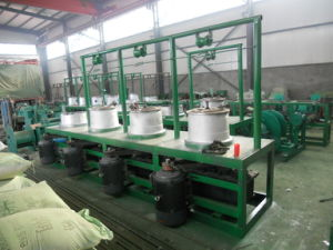 Wire Drawing Machine, Pully Wire Drawing Machine pictures & photos