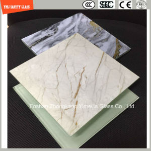 Acid Ethced, Silk Screening UV-Resistance Laminatedled Lignt Glass pictures & photos