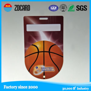 Promotional High Quality PVC Luggage Tag pictures & photos