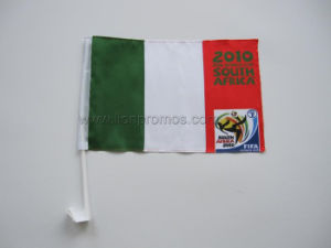 World Cup Football Game Promotional Car Window Flag pictures & photos