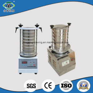 Sy-200mm Stainless Steel Standard Shaker Machine Lab Test Sieve pictures & photos