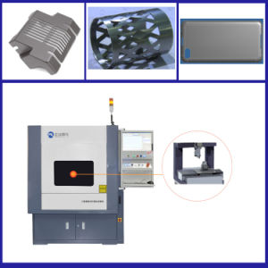 150W Ipg Fiber Laser Cutting System for Aluminum Substrate pictures & photos