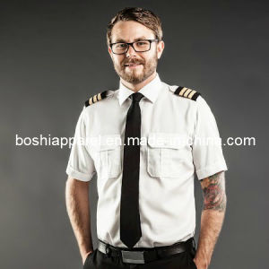 Latest Aviator Shirts for Man (WU38) pictures & photos