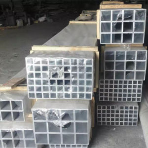 Aluminum Alloy Round Pipe 2A12, Extruded Aluminum Tube pictures & photos