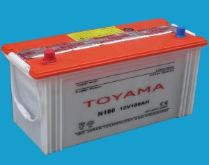 Good Quality Car Battery Power Start Battery Starting Battery 12V100ah pictures & photos