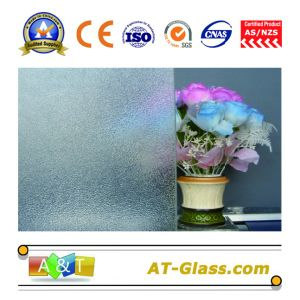 3-8mm Clear Nashiji Patterned Glass Used for Window, Furniture, etc pictures & photos