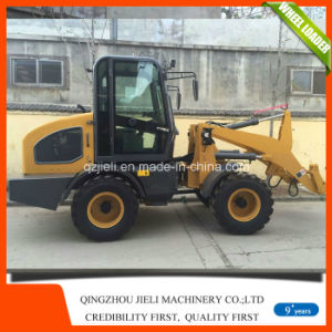 Wheel Loader 1500kg pictures & photos