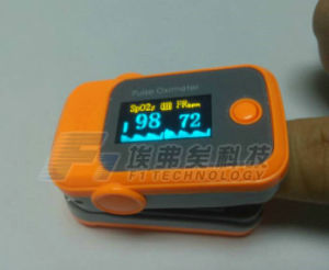 Fashion Best Selling Finger Tip Oximeter Pulse pictures & photos