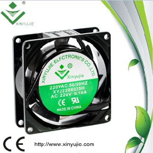 80*80*25mm AC Cooling Fan Made in China 2016 Hot Selling Mini Fan pictures & photos