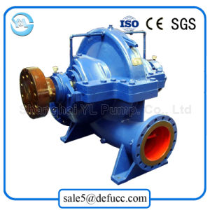 Factory Supply Double Suction Centrifugal Water Pump for Irrigation pictures & photos