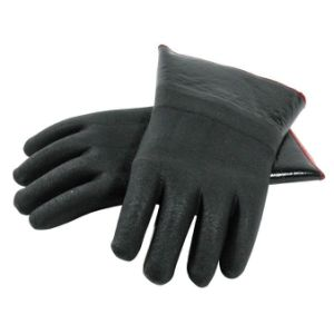 """14"""" Rough Finish Textured Plam Neoprene Rubber Gloves pictures & photos"""