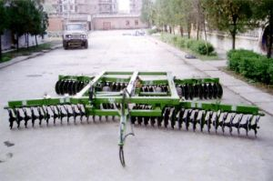 1bqx-1.9light-Duty Disc Harrow for Tractor pictures & photos