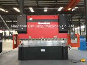 Wc67k-320t/4000 Series Mechanical Servo CNC Bending Machine