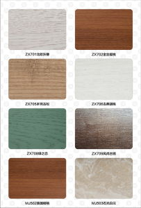 Eco-Friendly Moisture Proof No Formaldehyde Termite Proof WPC Panel (C-305B) pictures & photos
