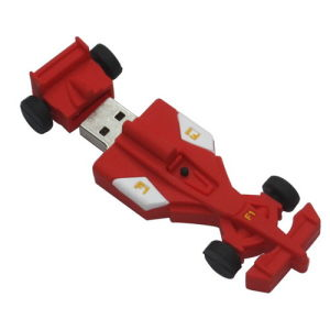 Auto Racing Shape USB Flash Drive, Car USB Disk pictures & photos