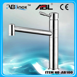 Stainless Steel Kitchen Mixer Faucet (AB008)