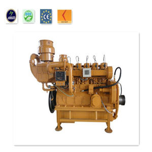 Low Rpm 230V/400V Shale Gas Generator Set with Cummins Engine pictures & photos