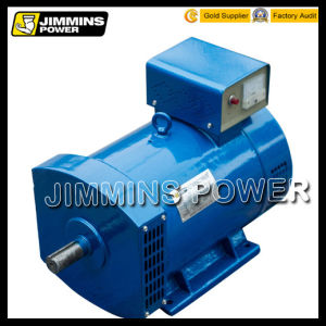 St Stc Series Single Three Phase AC Synchronous Electric Diesel Brush Generator Alternator Price pictures & photos