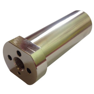 High Precision Machining for Brass Part with Nickel Plating pictures & photos