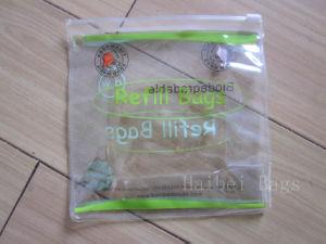 Customized Printing PVC Zip Lock Bag (hbpv-65) pictures & photos
