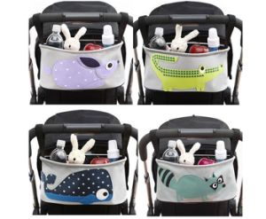 100% Polyester Fabric Stroller Organizer pictures & photos