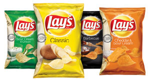 Potato Chips Bag Plastic Packaging Bag pictures & photos