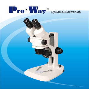 Professional 7X-45X Zoom Stereo Microscope (ZTX-PW7045) pictures & photos