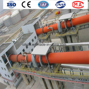 Mineral Machinery Cement Rotary Kiln Production Line pictures & photos