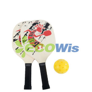 Racket Carbon Fiber Pickleball Paddle (HTS5010) pictures & photos