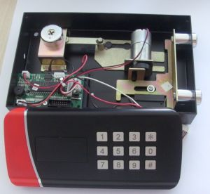 Electronic Hotel Safe Locks with LED Display pictures & photos