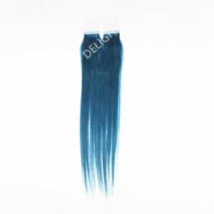 Professional Factory of Brazilian Human Virgin Tape Hair Extension Nhte016