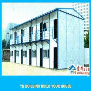 China Yh Prefabricated Steel Sandwich Panel House Yh K